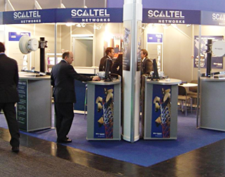 SCALTEL - CeBit Hannover