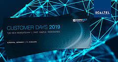 omninet customer days mit scaltel